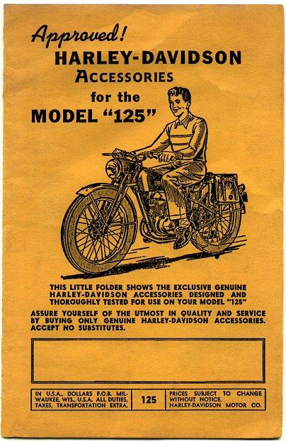 Modelo 125 - Accesorios - 01