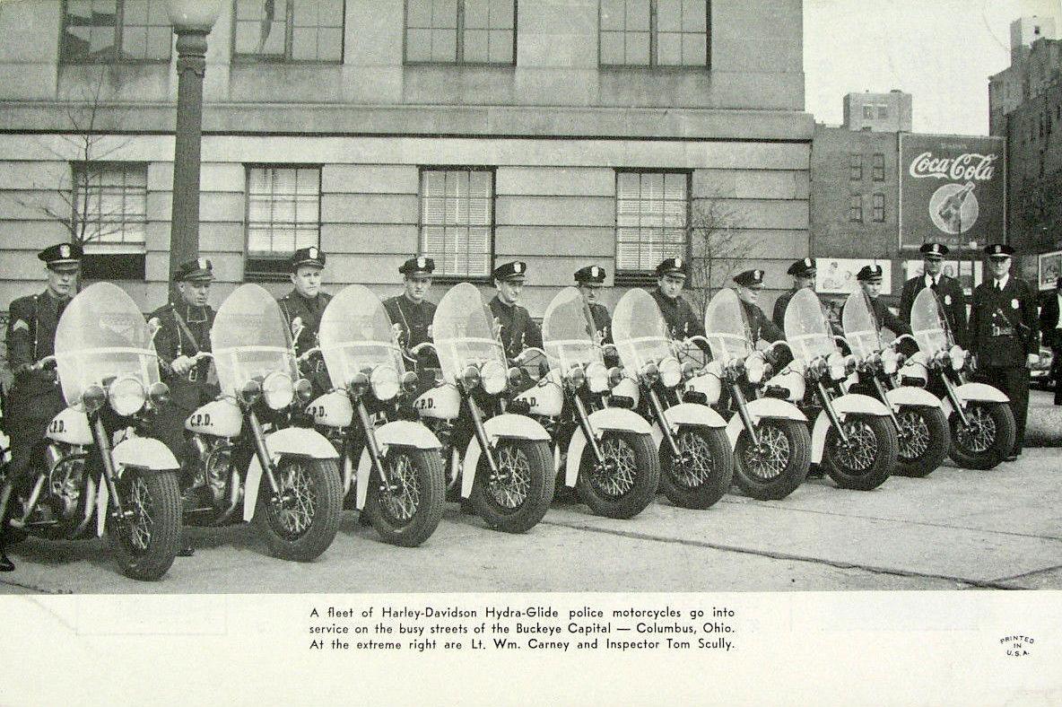 Policía de Columbus, Ohio