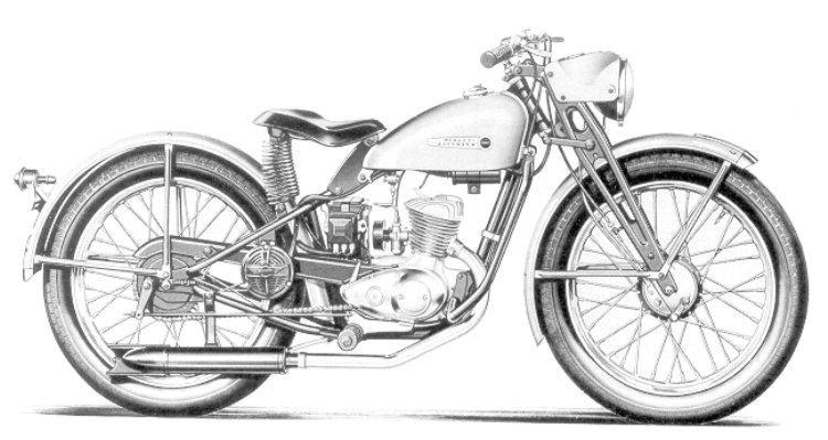 Modelo S-125 de 1950