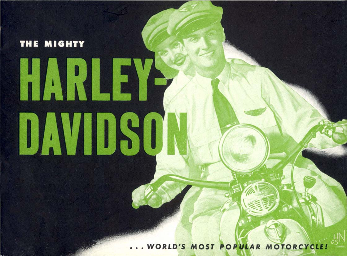 Folleto de 1948 - portada
