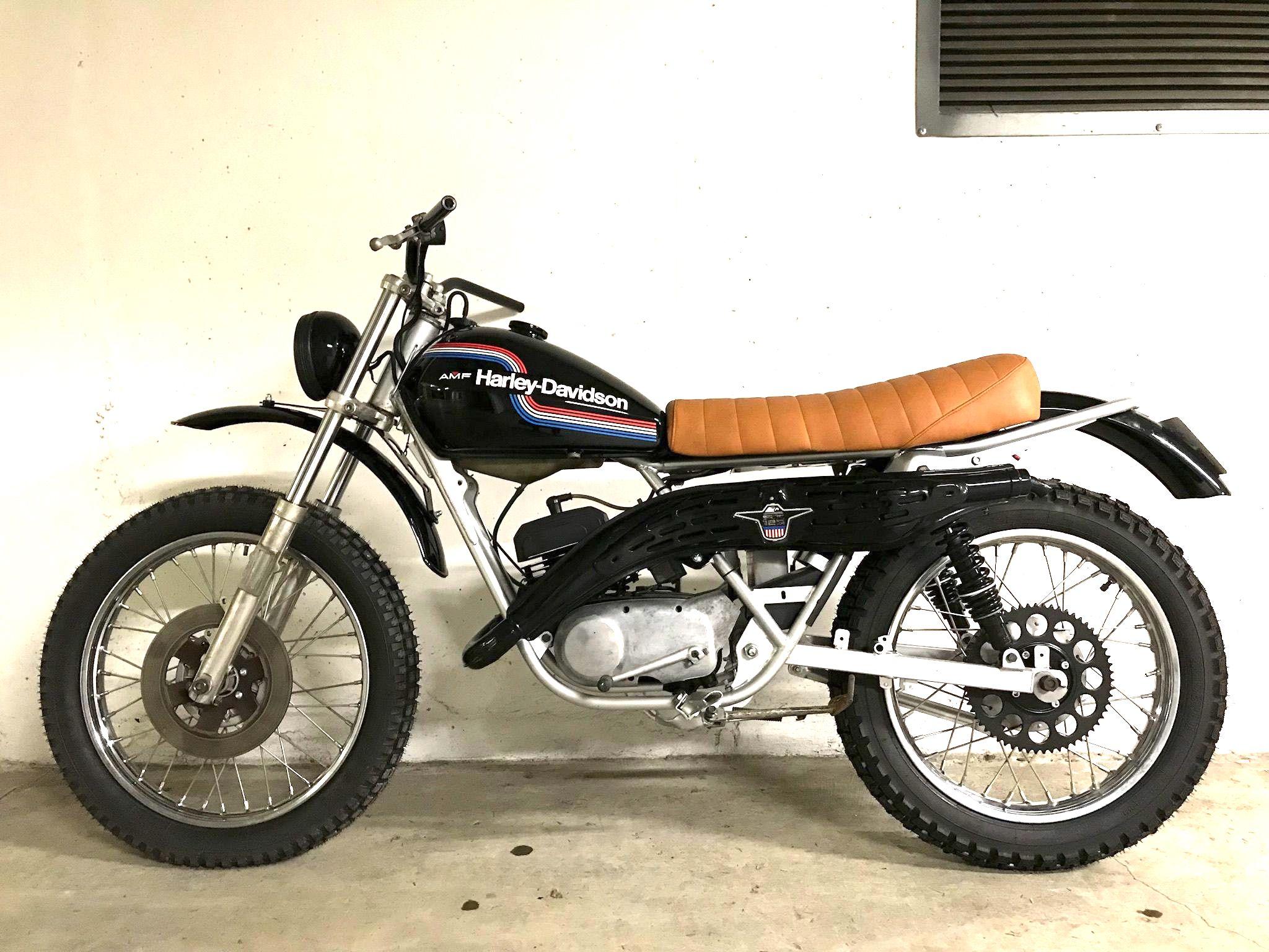 Harley-Davidson TX-125