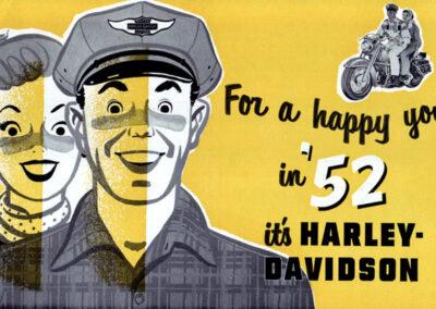 Folleto de 1952 - Portada