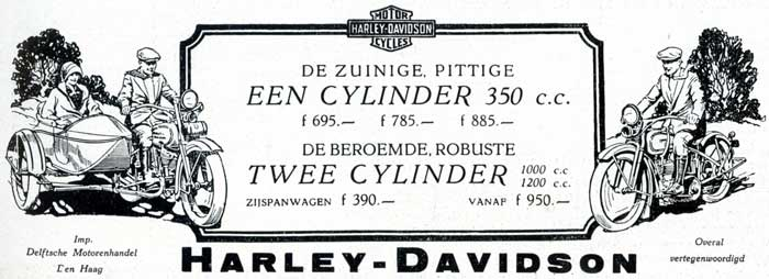 harley-davidson 1927