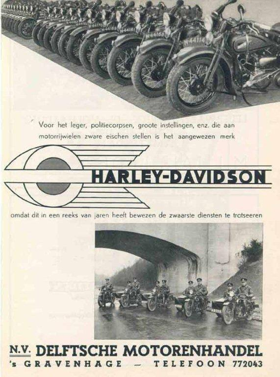 harley-davidson VL