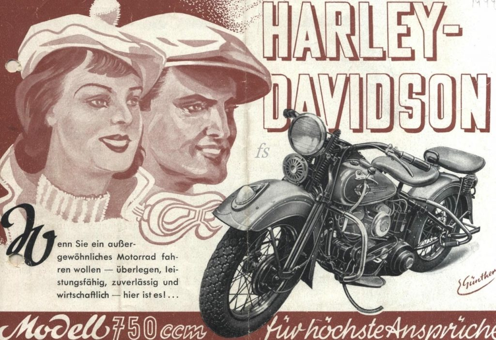 harley-davidson 750