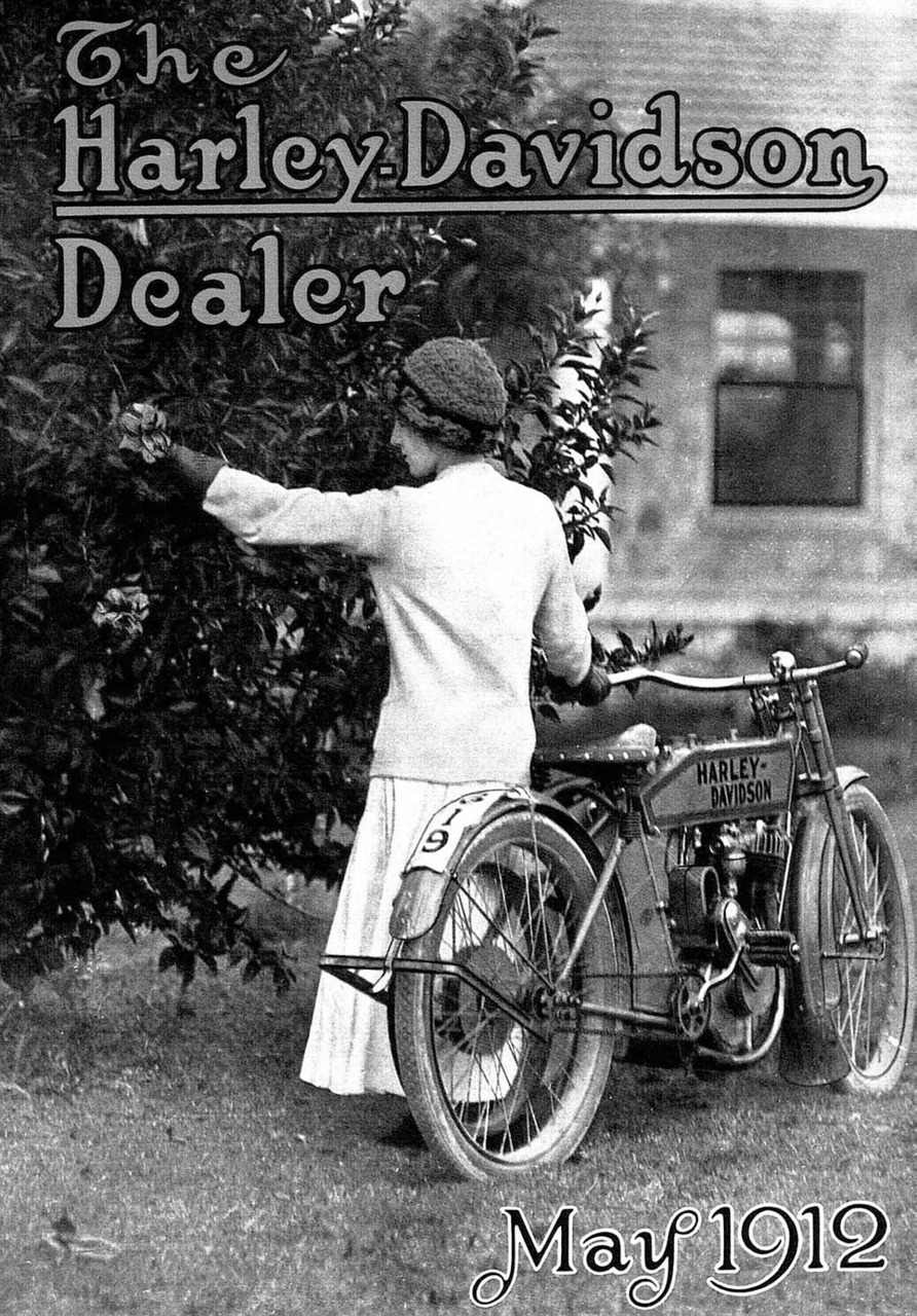 The Harley-Davidson Dealer (1912)