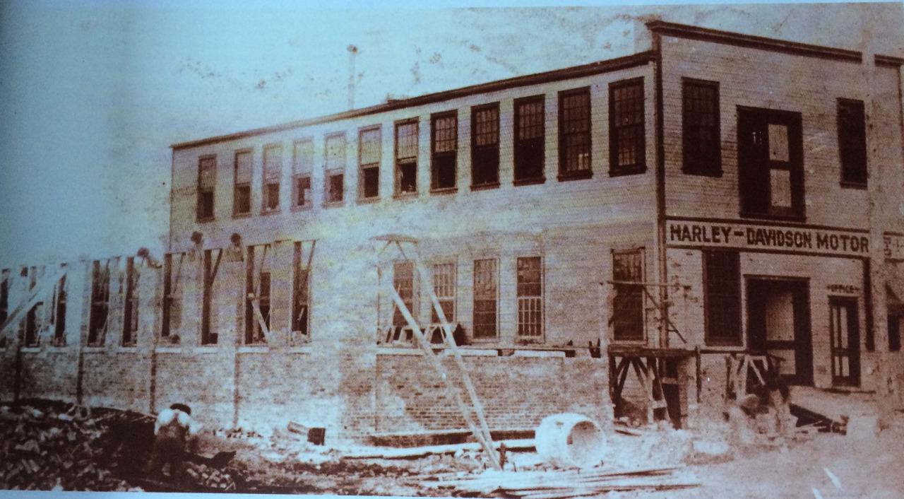Obras ampliación años 20
