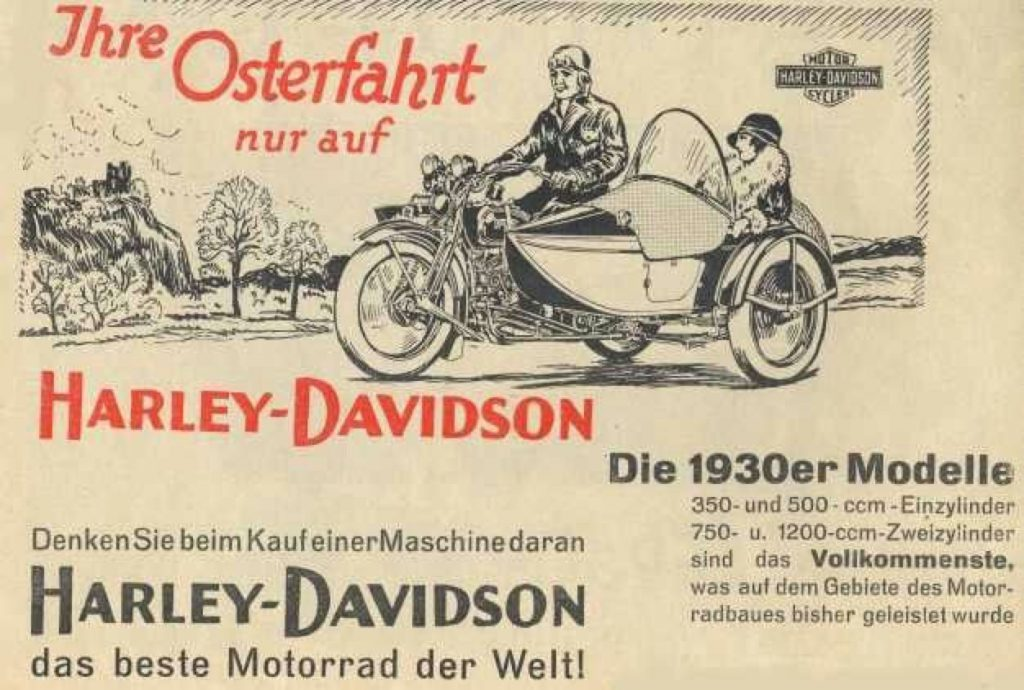 1930-thre-osterfahrt