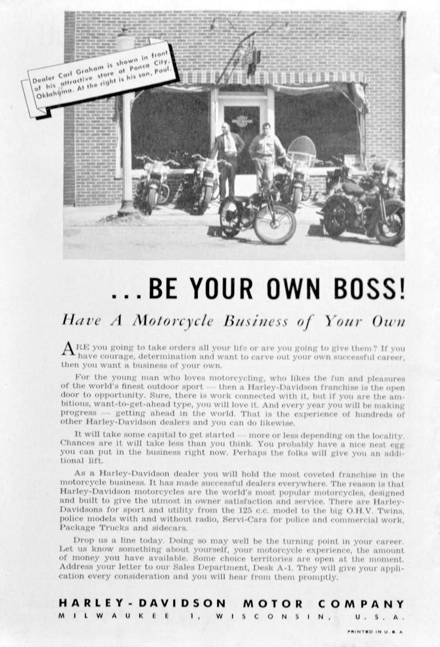 Sea su propio jefe...