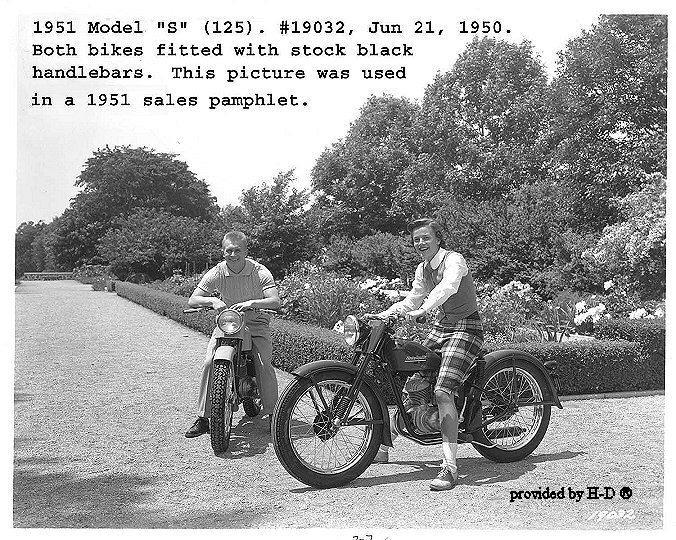Model S de 125cc