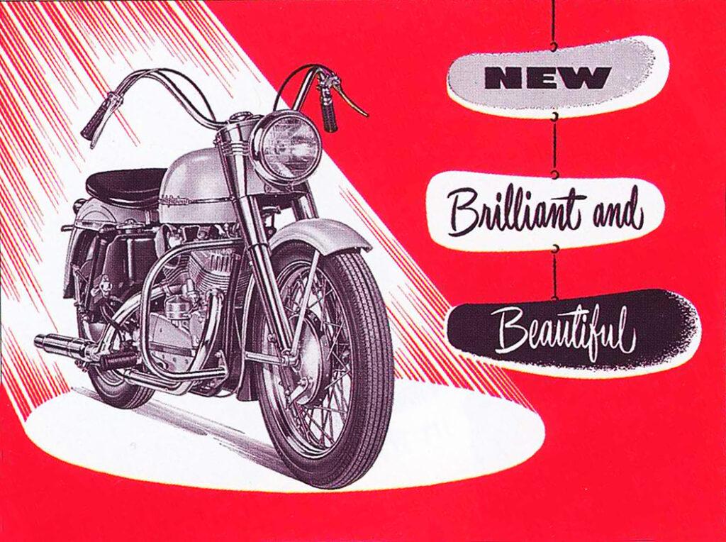 1952- harley k model
