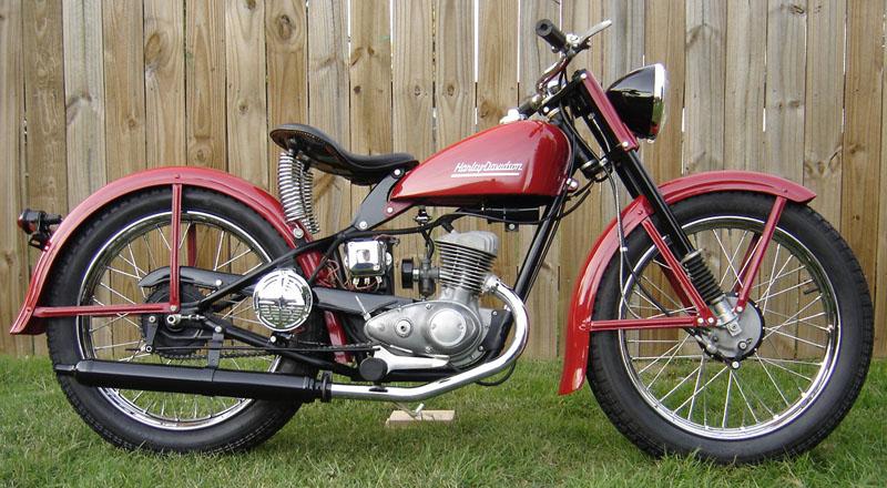 Modelo 52-S de 125cc