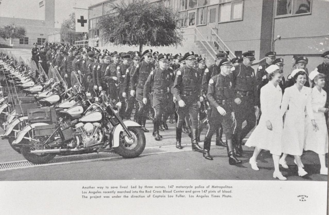 Policía de Los Angeles, California