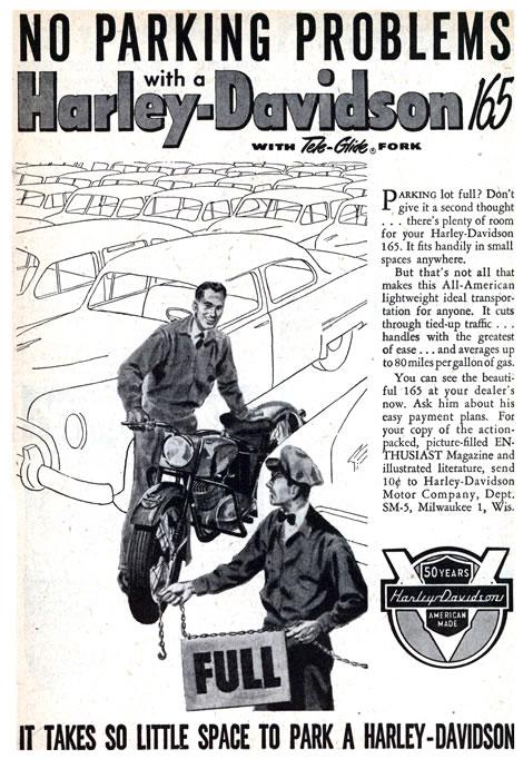 1953 hdparking