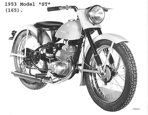 Modelo 53-ST de 165 cc