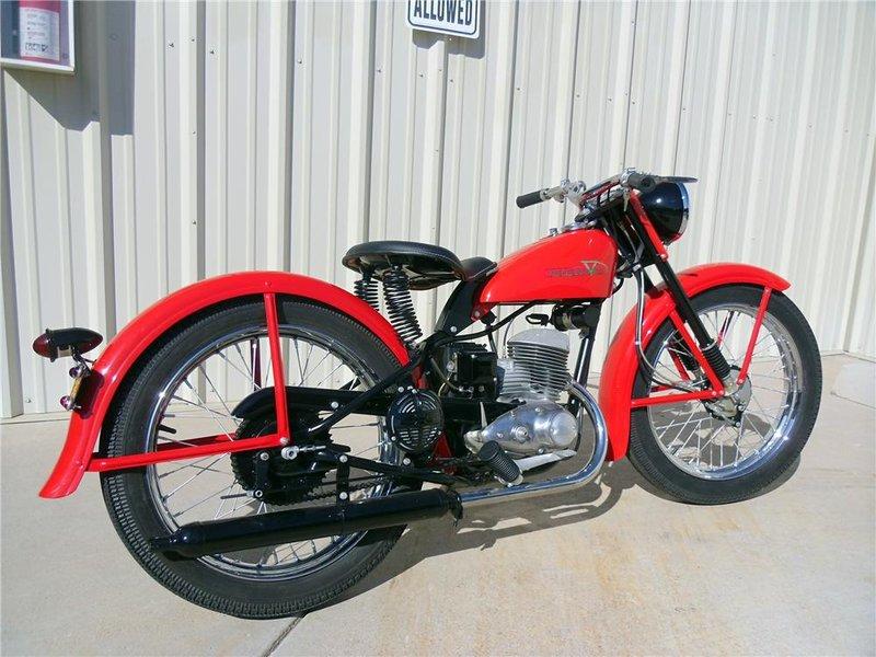 Modelo 55-ST de 165 cc
