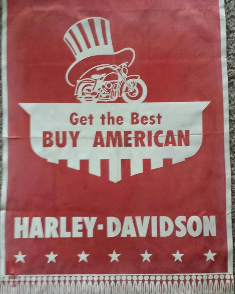Campaña para comprar productos americanos