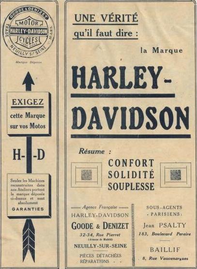 harley-davidson en francia 01