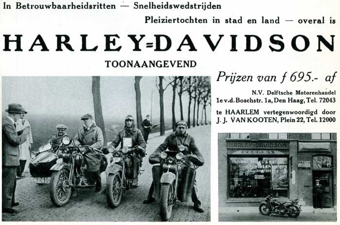 harley-davidson en holanda 03