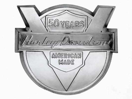 Logo del 50th aniversario