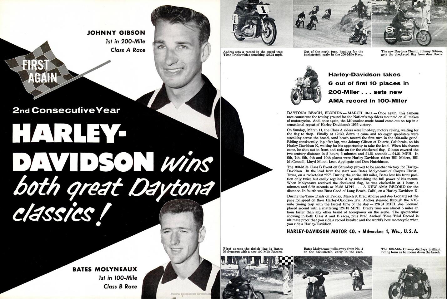 Victoria en Daytona