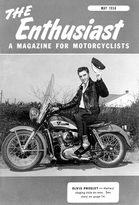 1956 - Elvis Presley