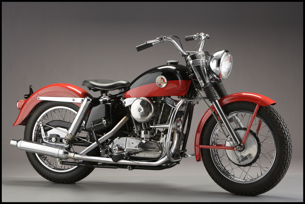 Modelo 57-XL 55 Sportster