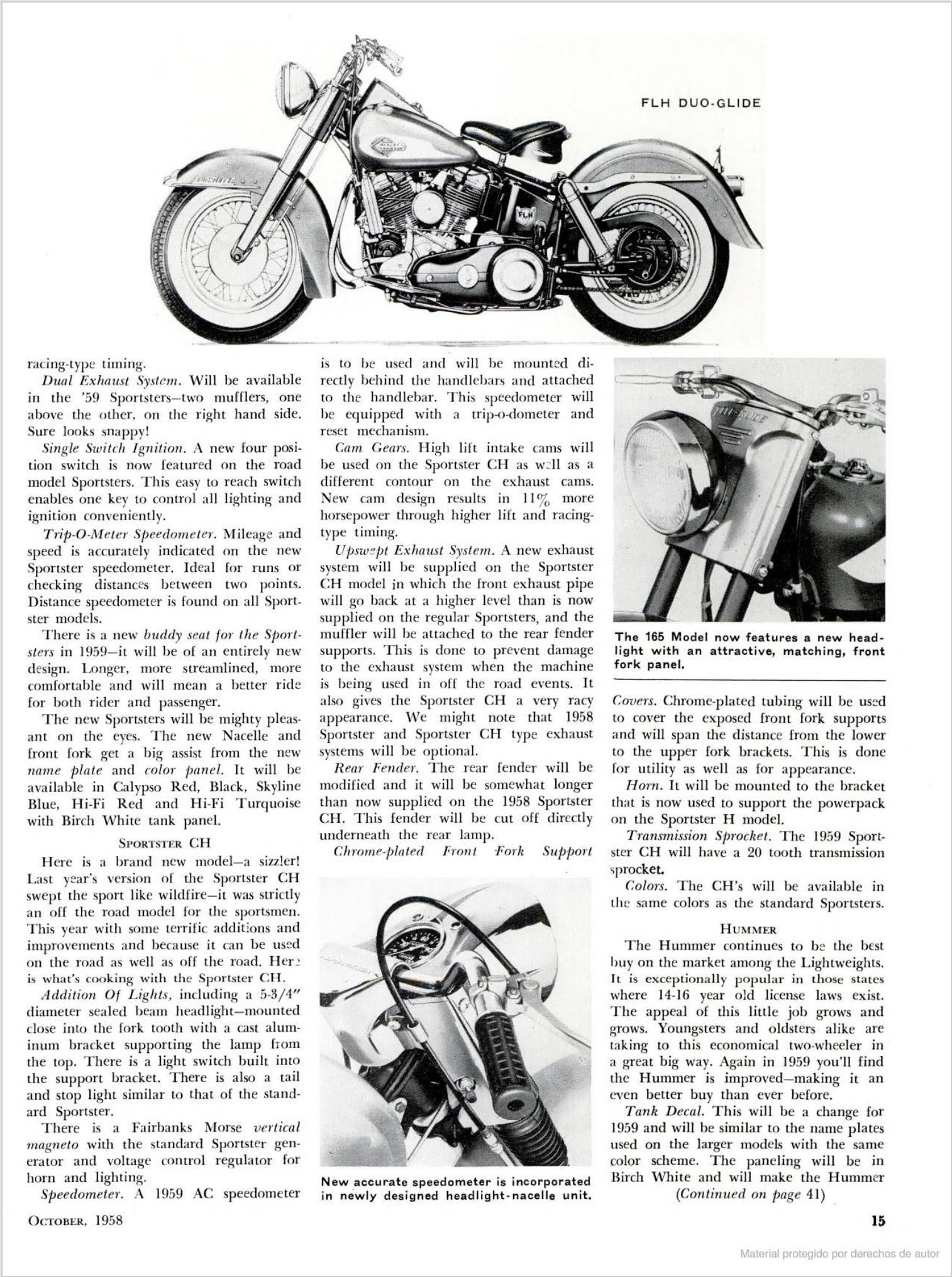 Modelos 1959 - 02