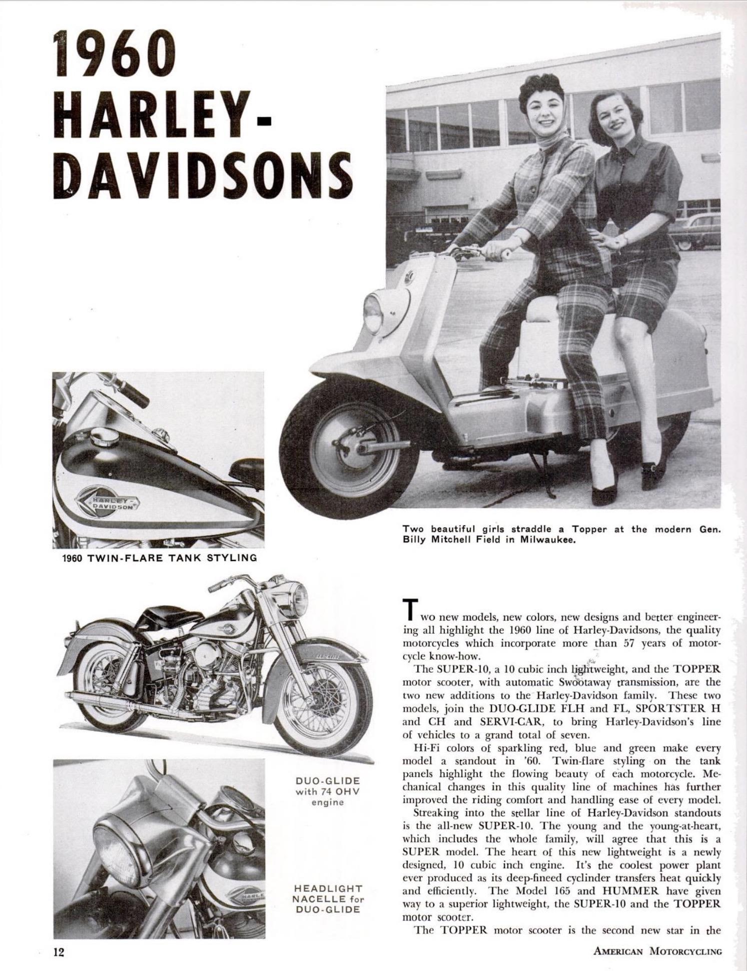 Modelos 1960 - 01