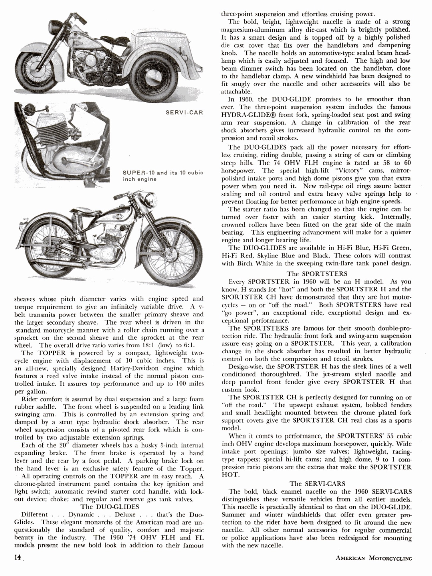 Modelos 1960 - 03