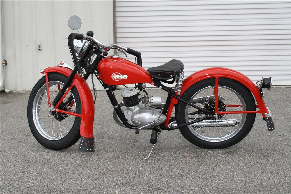"Modelo 59-B ""Hummer"" de 125 cc"
