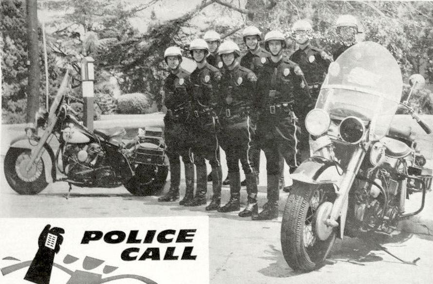 Policía de Santa Ana, California