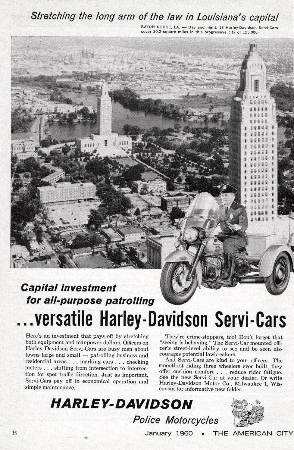 Versatile Servi-Cars