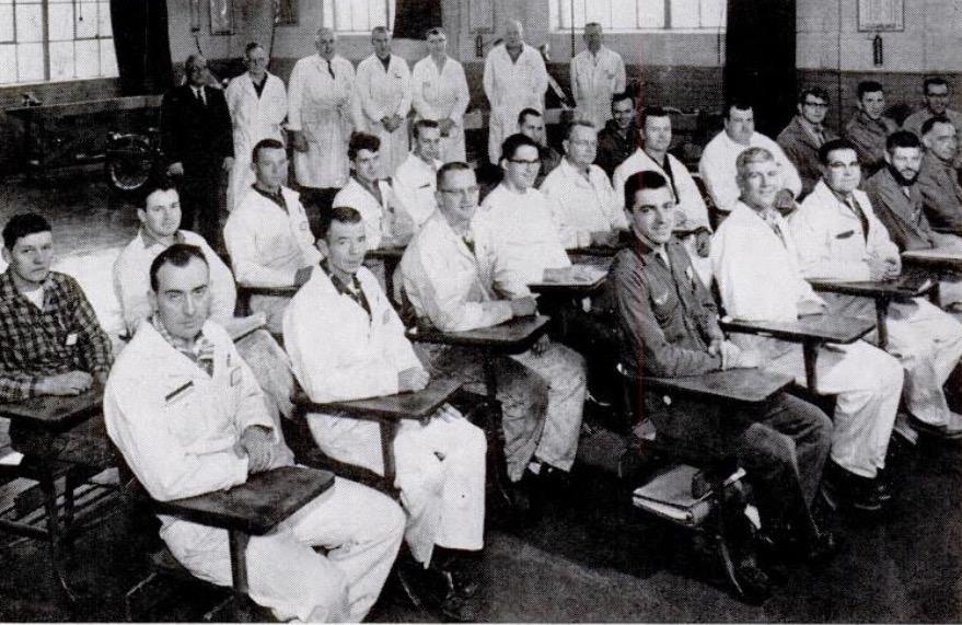 Curso en la Escuela de Mecánica