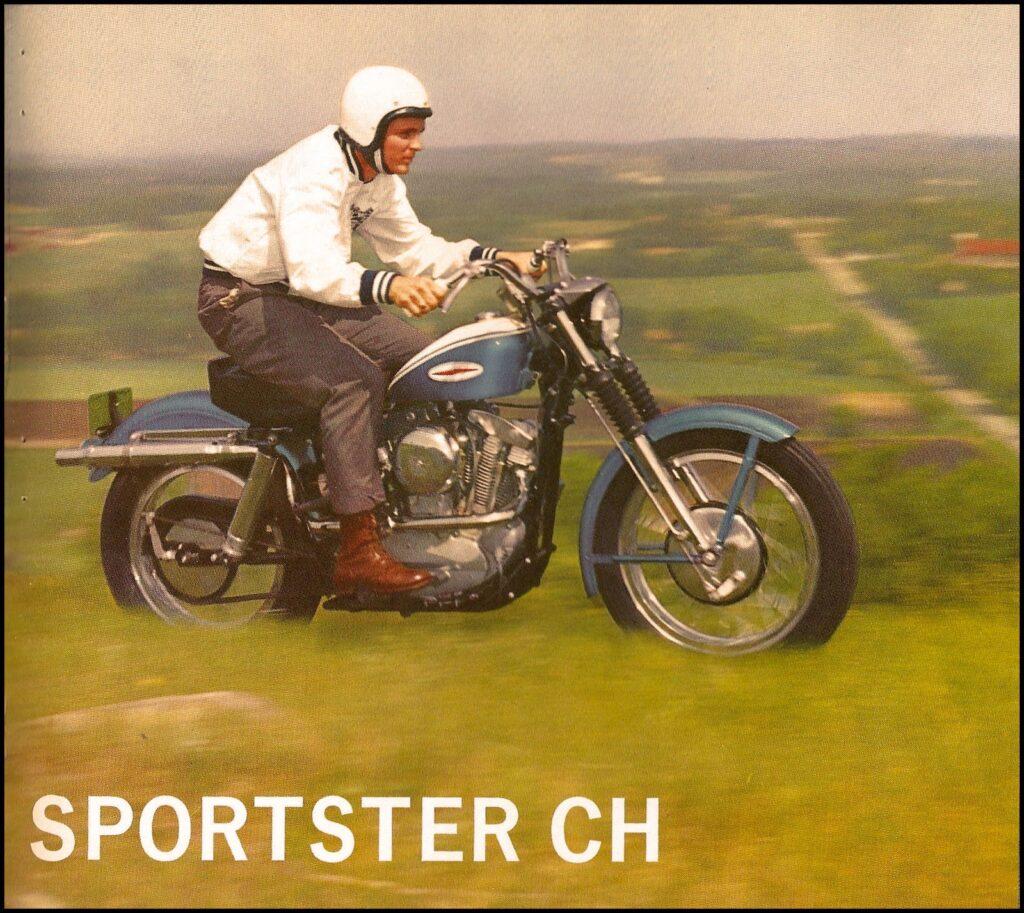 1962 - Harley-Davidson - folletos