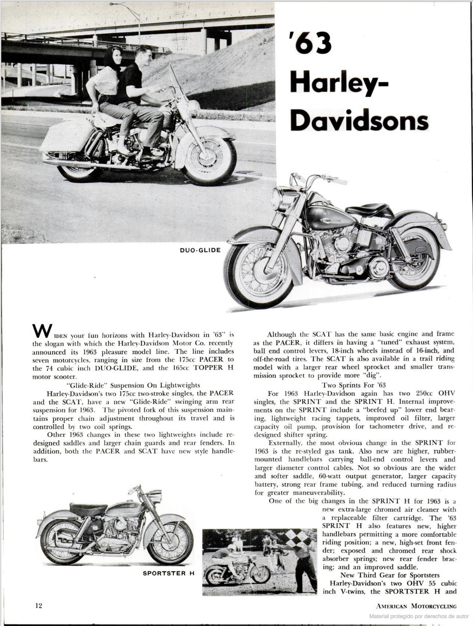 1963 - Modelos - 01
