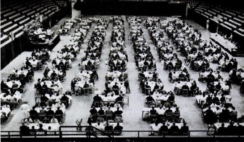 Reunión Anual de Vendedores - 1964