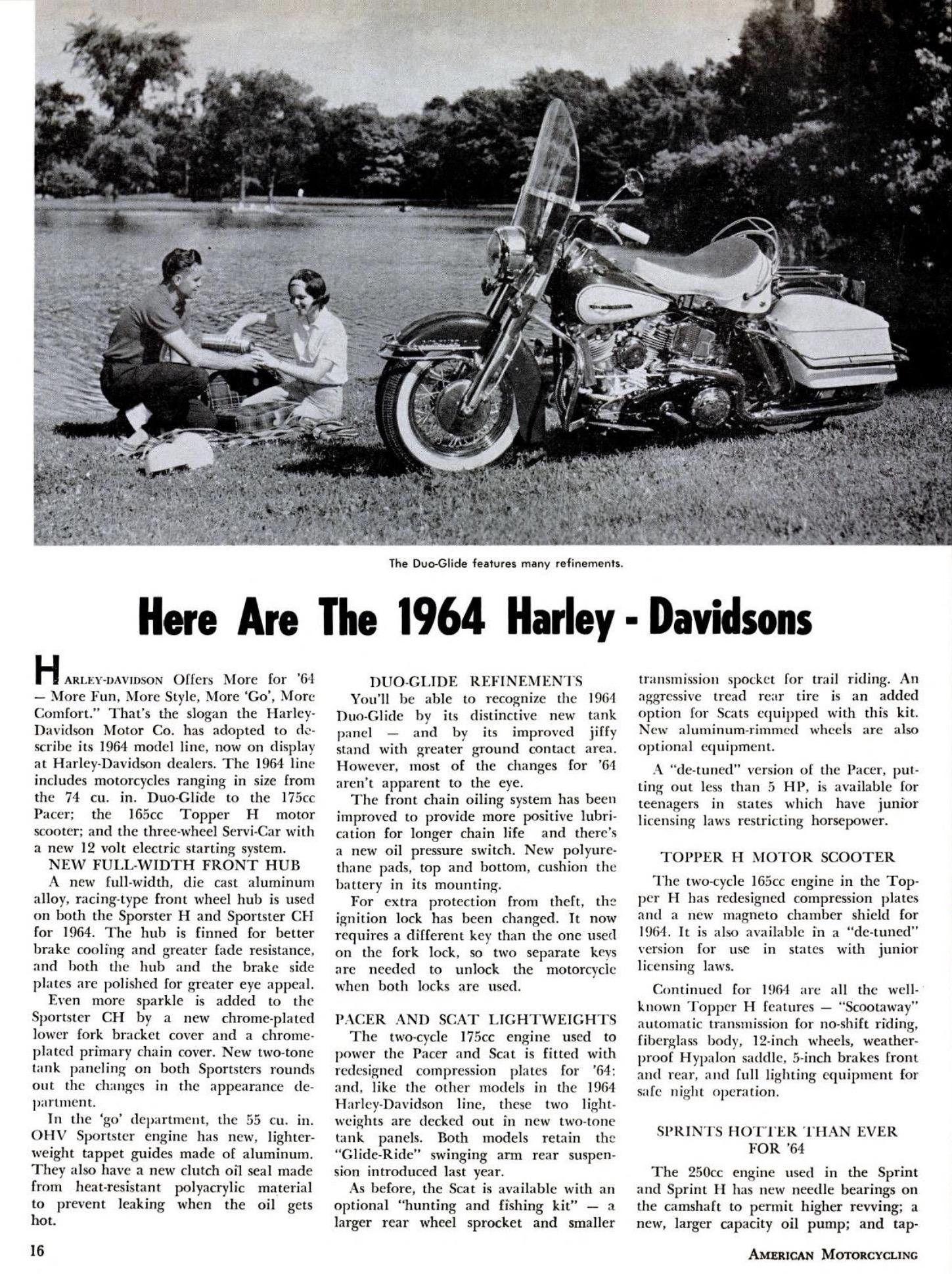 Modelos 1964 - 01
