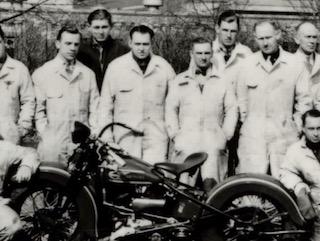 Indice de personas de Harley-Davidson