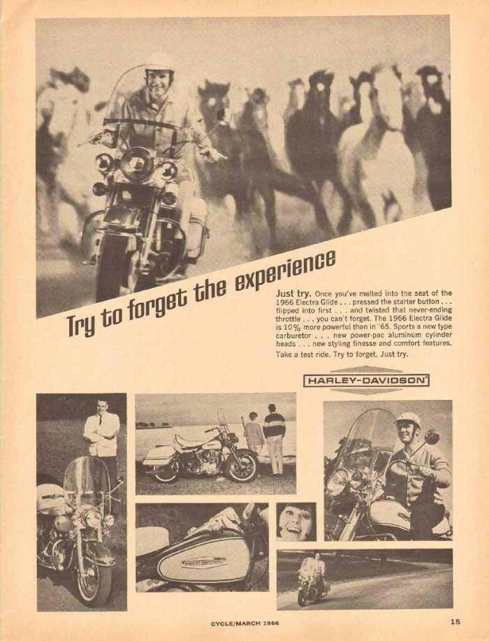 1966 - Harley-Davidson - Electra-Glide