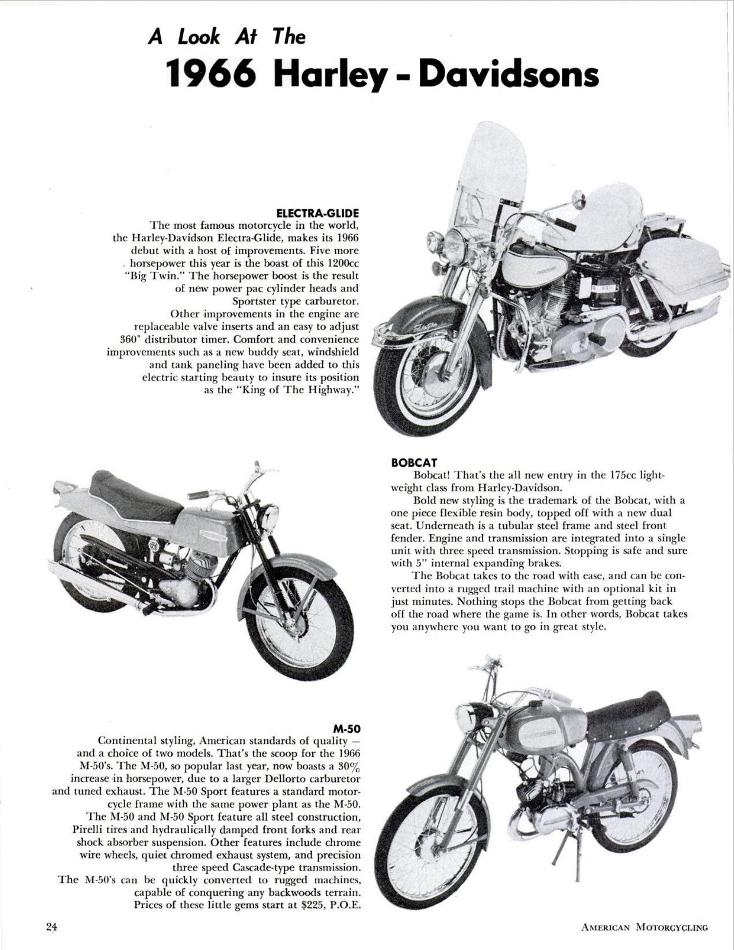 Modelos 1966 - 01