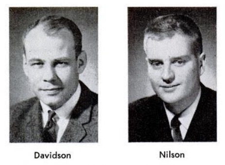 John A. Davidson y Karl Lee Nilson