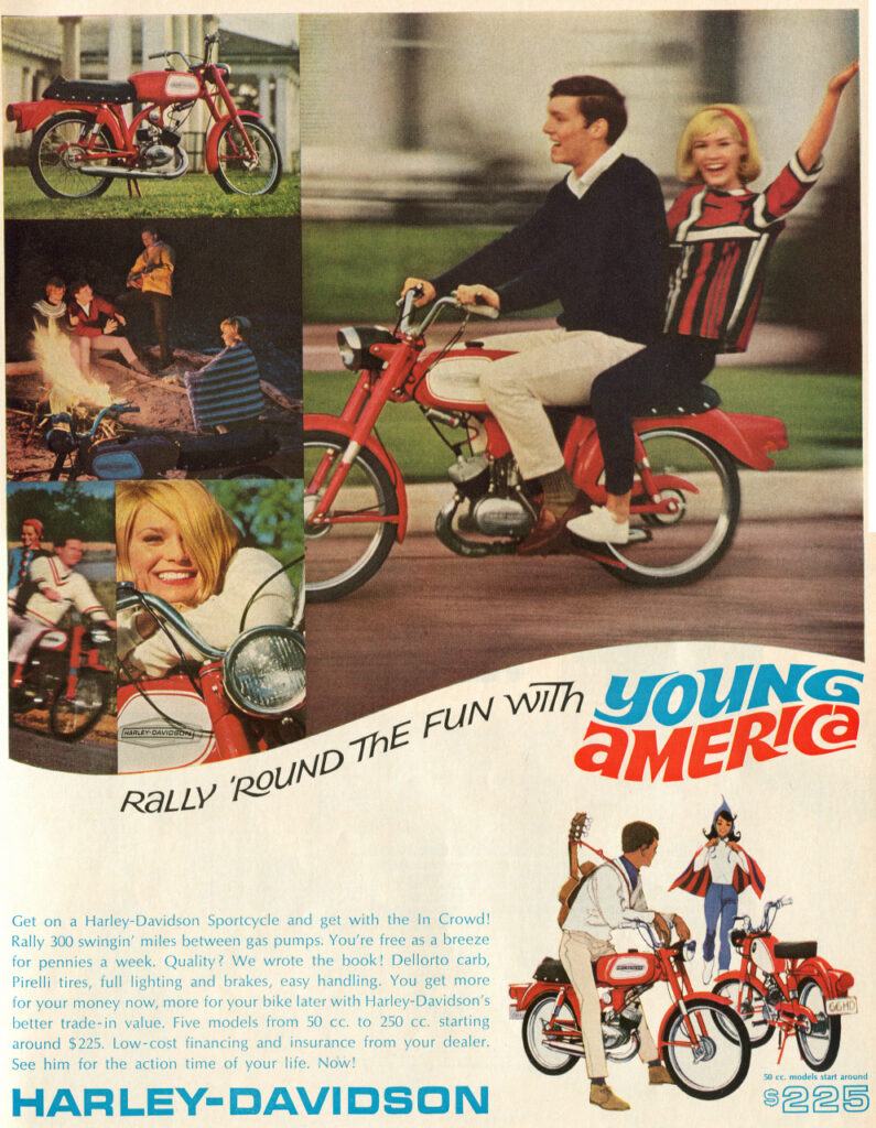 1966 - Harley-Davidson - Young America