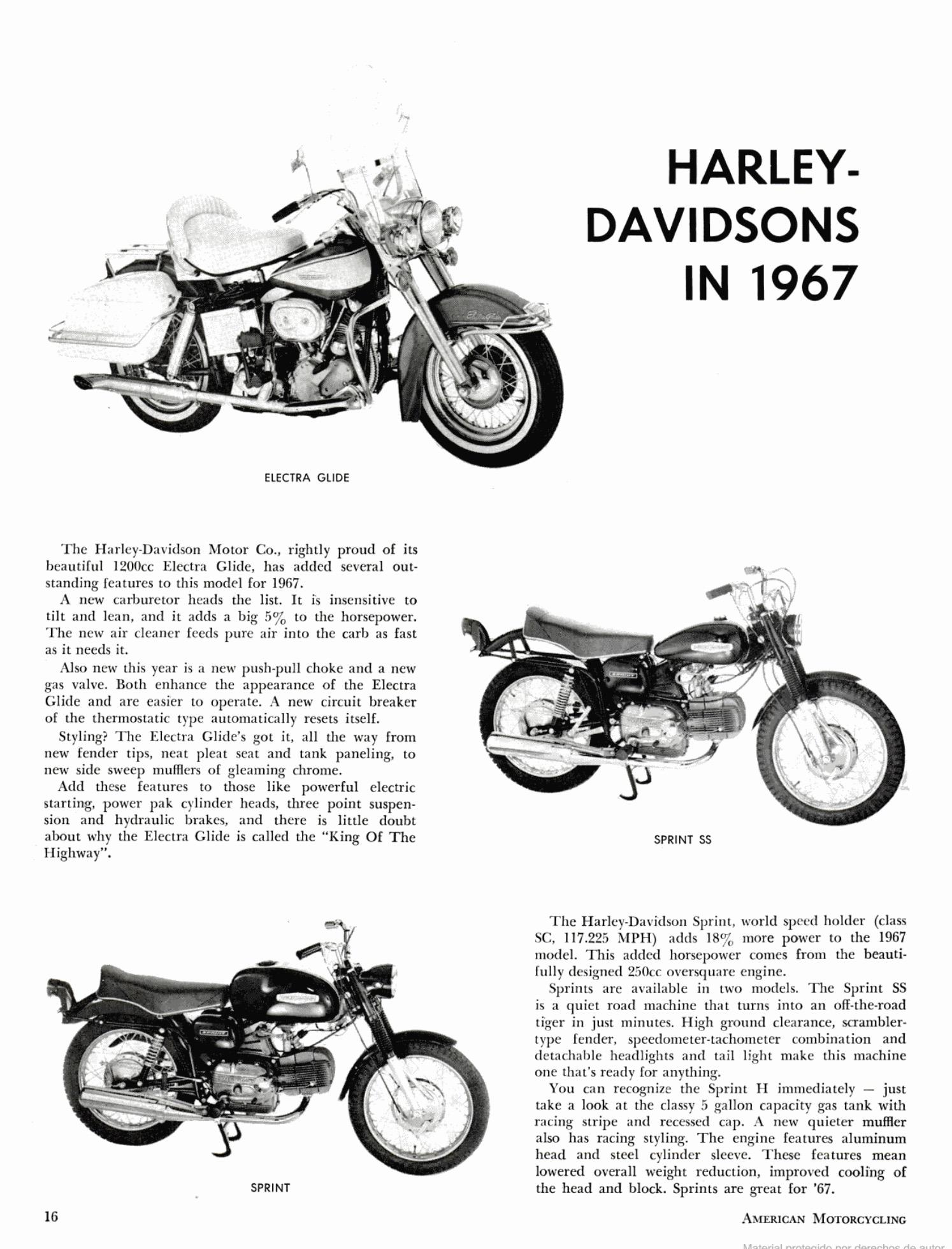 Modelos 1967