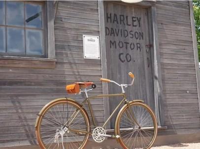Réplicas de bicicletas Harley-Davidson