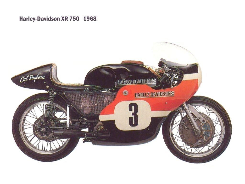 XR-750 de 1968