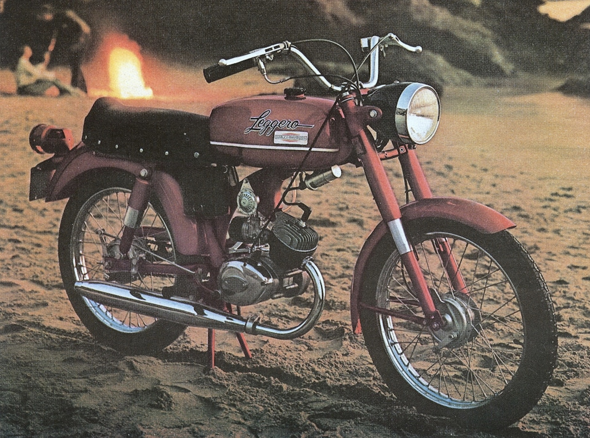 M-65 - Leggero