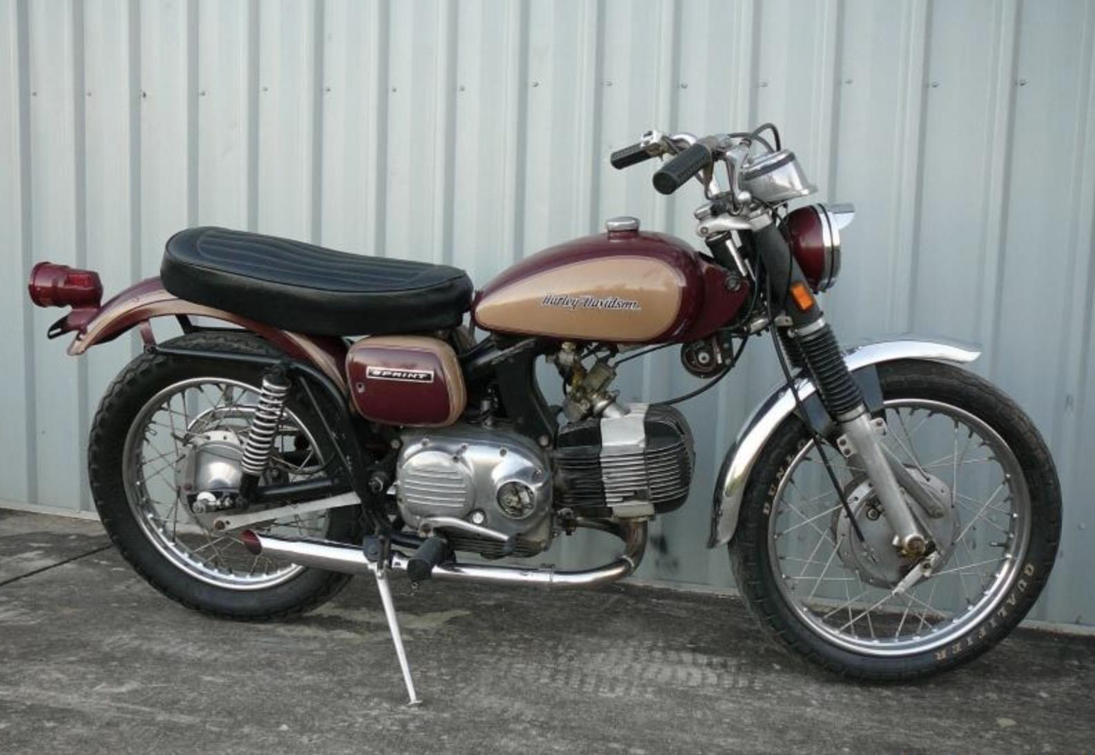Modelo 70-SS-Sprint de 1970