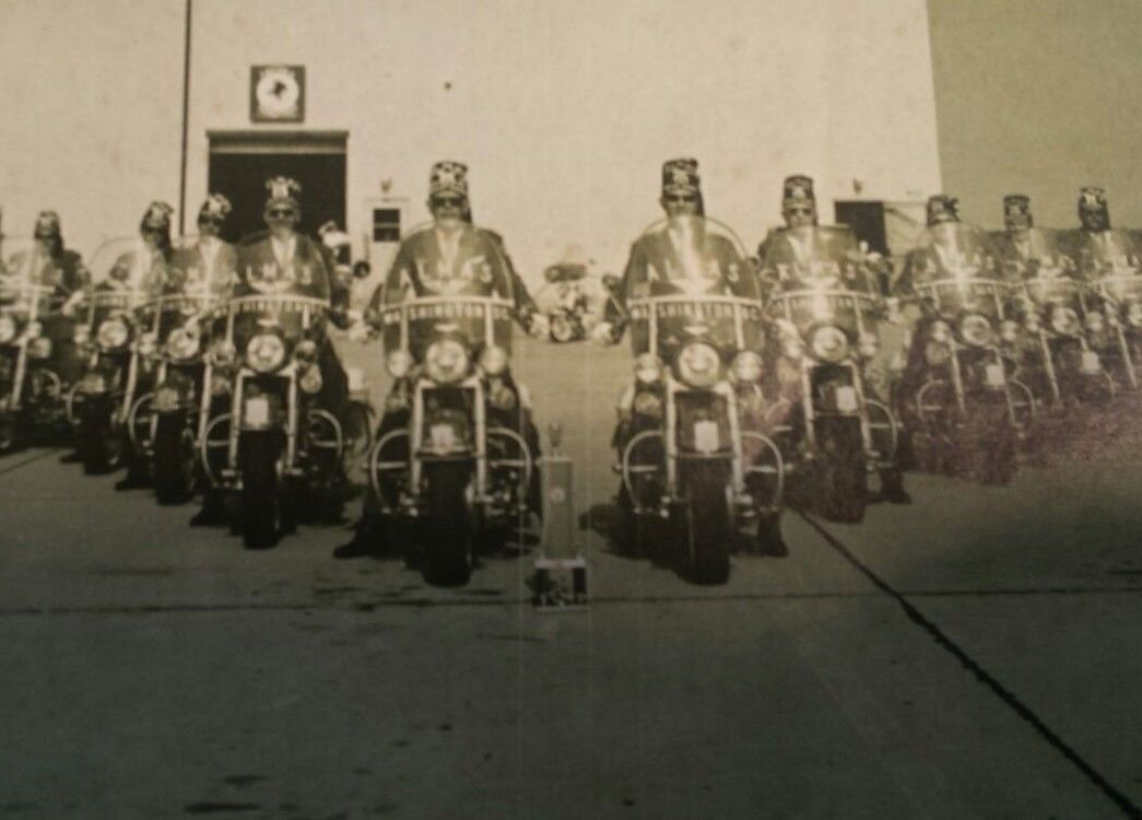 Almas Temple Motor Corps de Washington