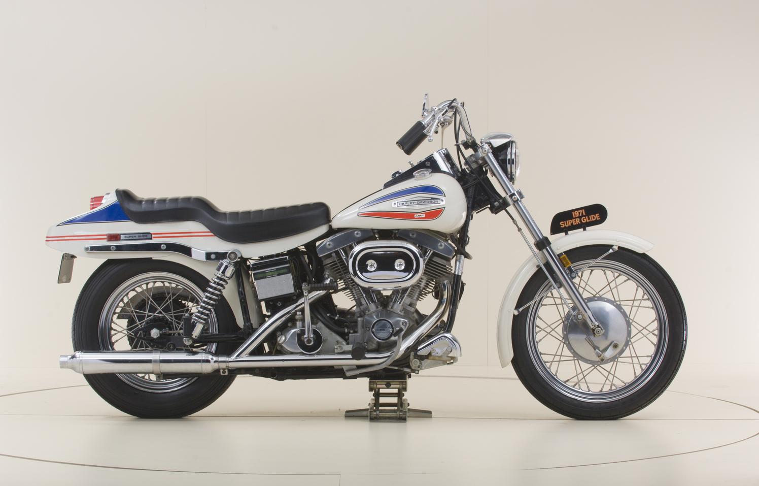 Modelo FX - Super Glide de 1971